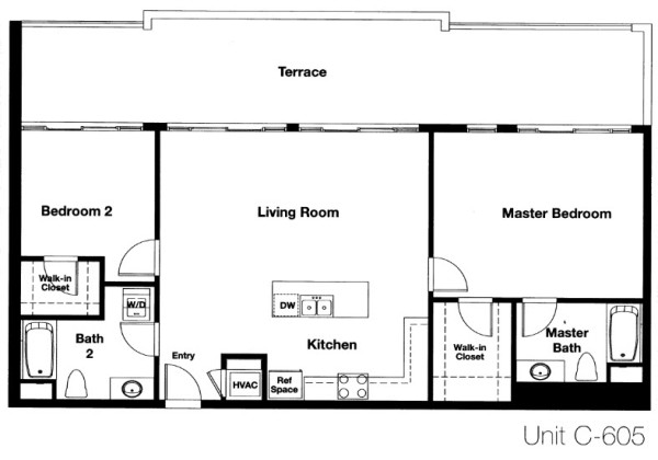 Nexus Floor Plan C
